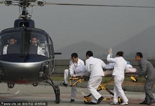 China - Helicoptero