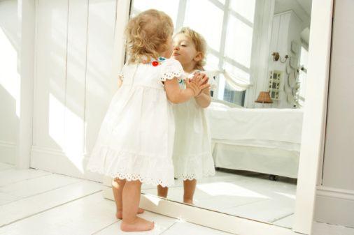 La libreta de mam la ni a de los espejos - Espejo irrompible ninos ...