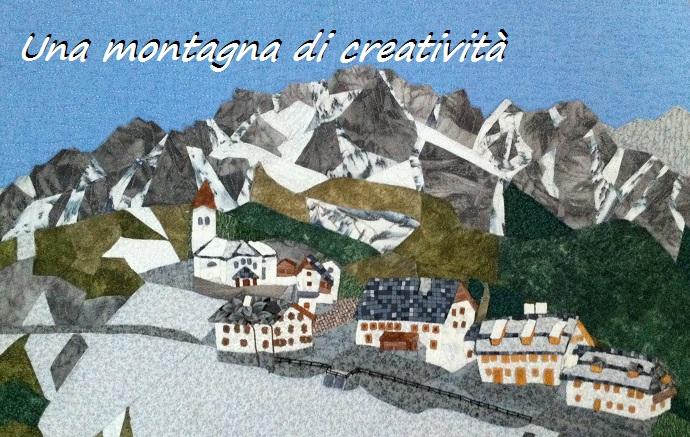 Una montagna di creatività