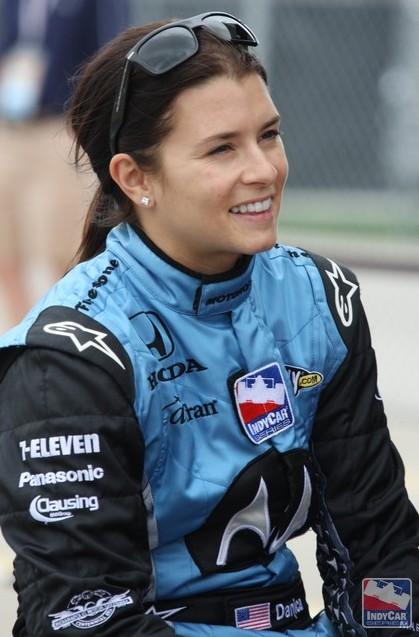 Danica Patrick NASCAR Hairstyles Trendy
