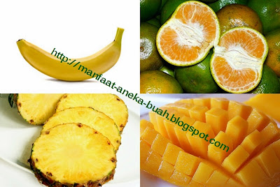 kandungan dan manfaat buah berwarna kuning