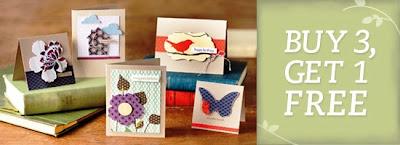 Stampin' Up! Designer Series Paper Promotion