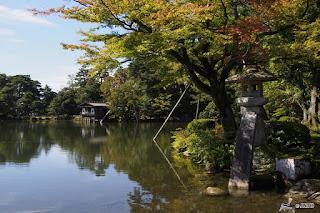 Unique Japan Tours Kanazawa Kenrokuen Garden Teahouse