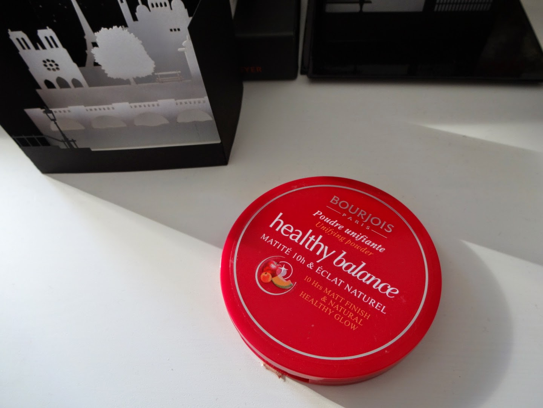 Bourjois Healthy Balance Poudre Unifiante, cipria opacizzante, cipria pori dilatati, cipria compatta