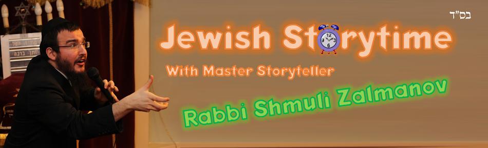 Jewish Storytime