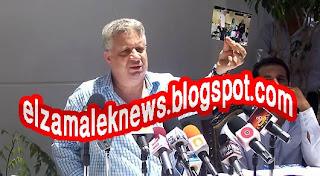 مرتضى منصور المحامي ورئيس نادي الزمالك الأسبق