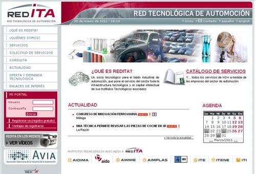 REDITA participa en el 6º Congreso Nacional de Innovación Ferroviaria