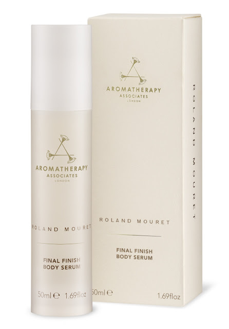 Roland Mouret and Aromatherapy Associates Final Finish Body Serum