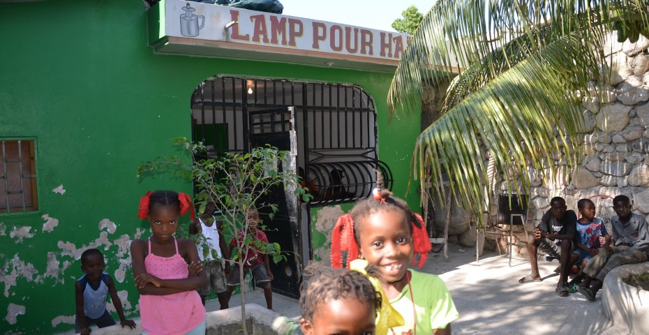 The Lamp for Haiti Clinic