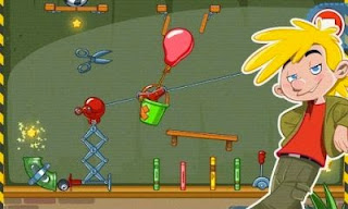 Screenshots of the Amazing Alex HD for Android tablet, phone.