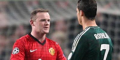 Real Madrid Siap Lepas Ronaldo Ditukar Tambah Dengan Rooney