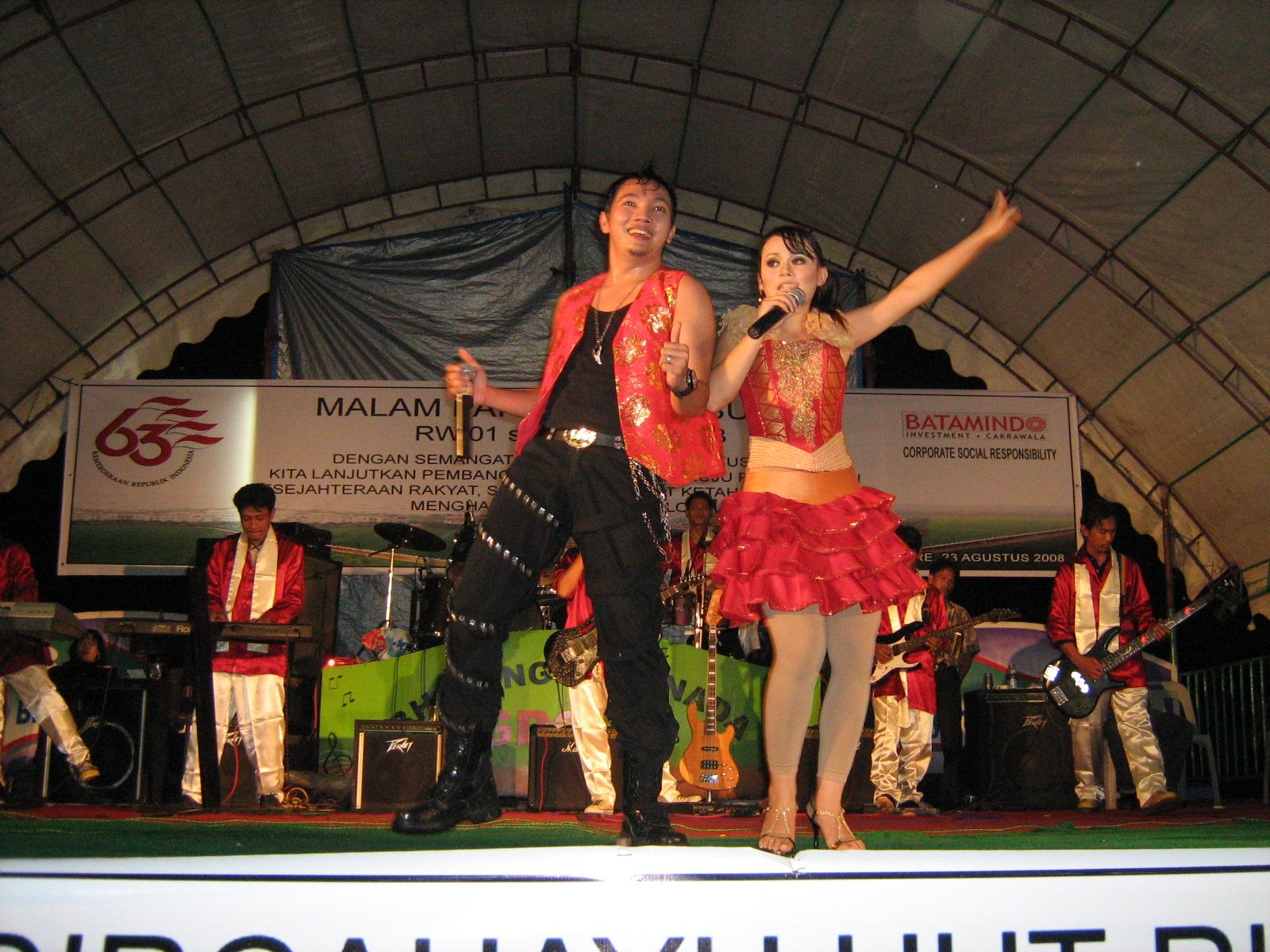 putra piliang ~ musik dangdut bukan dari india atau malaysia ~ naldi putra