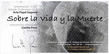 Streaming (VÍDEO) presentación de Lisette Pons y sus palabras. 25-05-2013