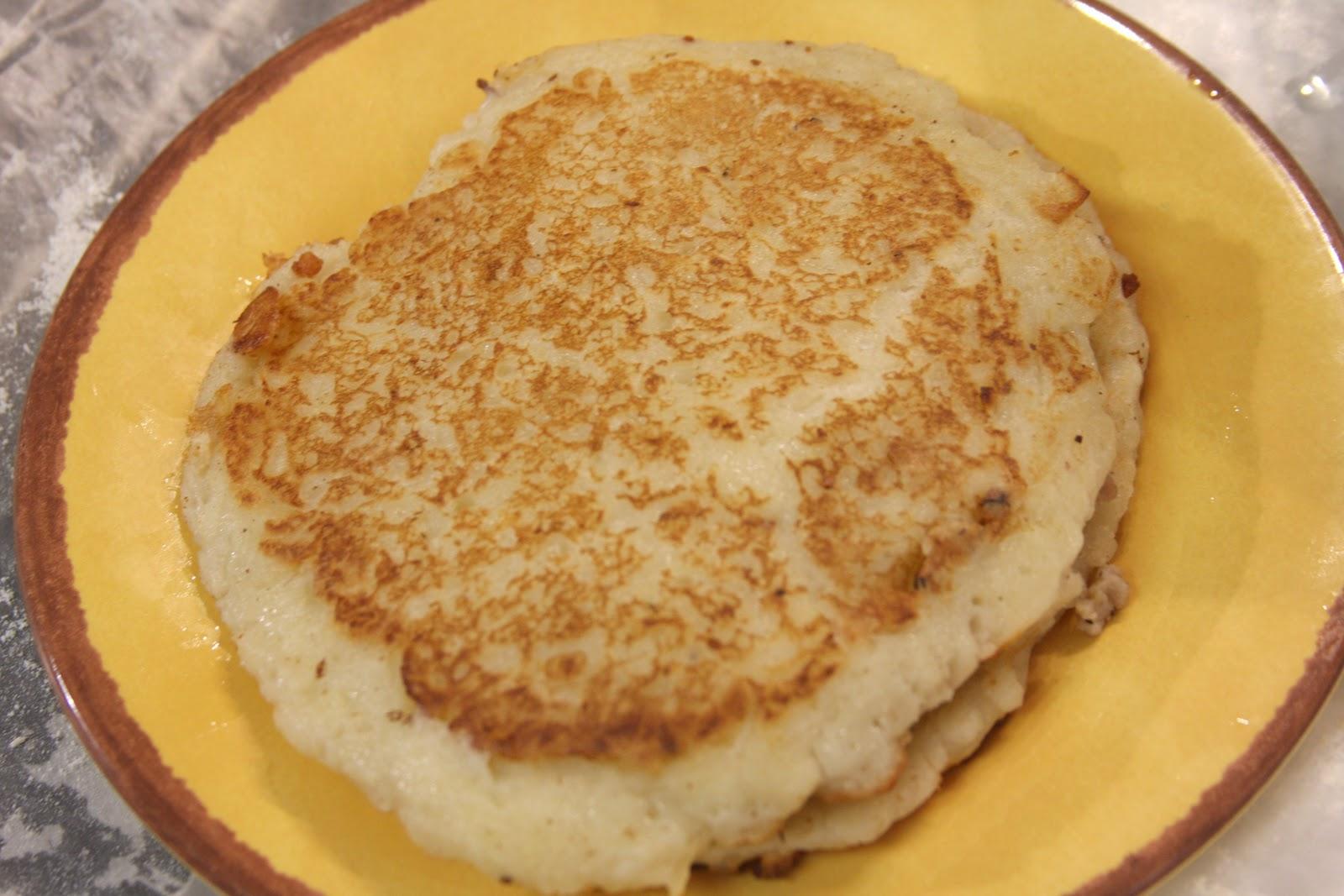 Food Wonk: Boxty Irish Potato Pancakes