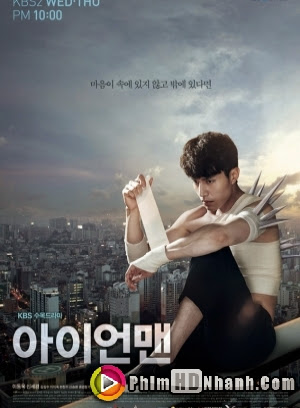 Blade Man - Người Sắt - Hàn Quốc