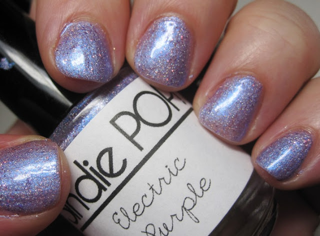 Sindie Pop Electric Purple