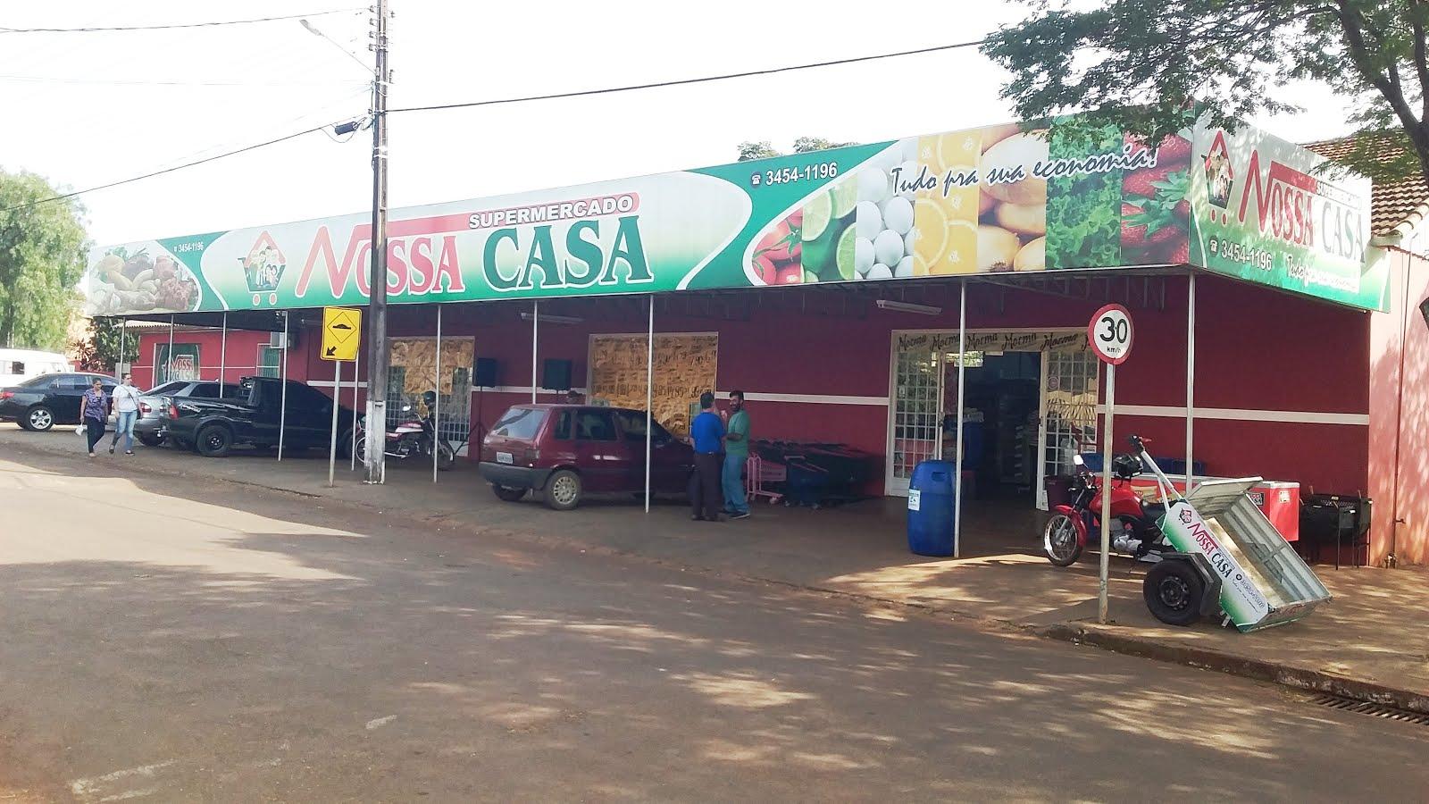 Supermercado Nossa Casa-Cruzmaltina