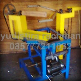mesin gulung rafia Palembang