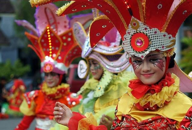 Semarang Night Carnival 2014