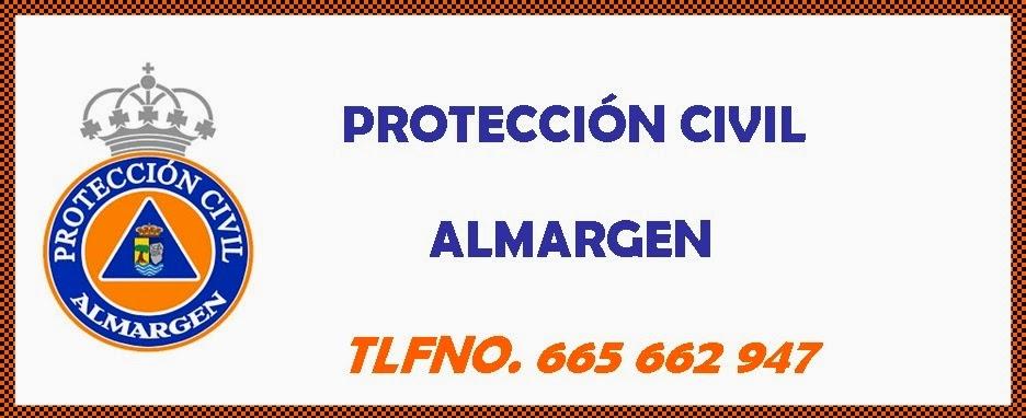 PROTECCIÓN CIVIL DE ALMARGEN (MÁLAGA)