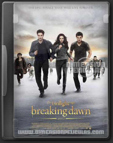 The Twilight Saga: Breaking Dawn Part 2 (BRRip Ingles Subtitulada) (2012)