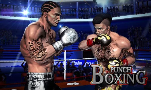 Punch Boxing 3D v1.0.4 Apk Mod Android