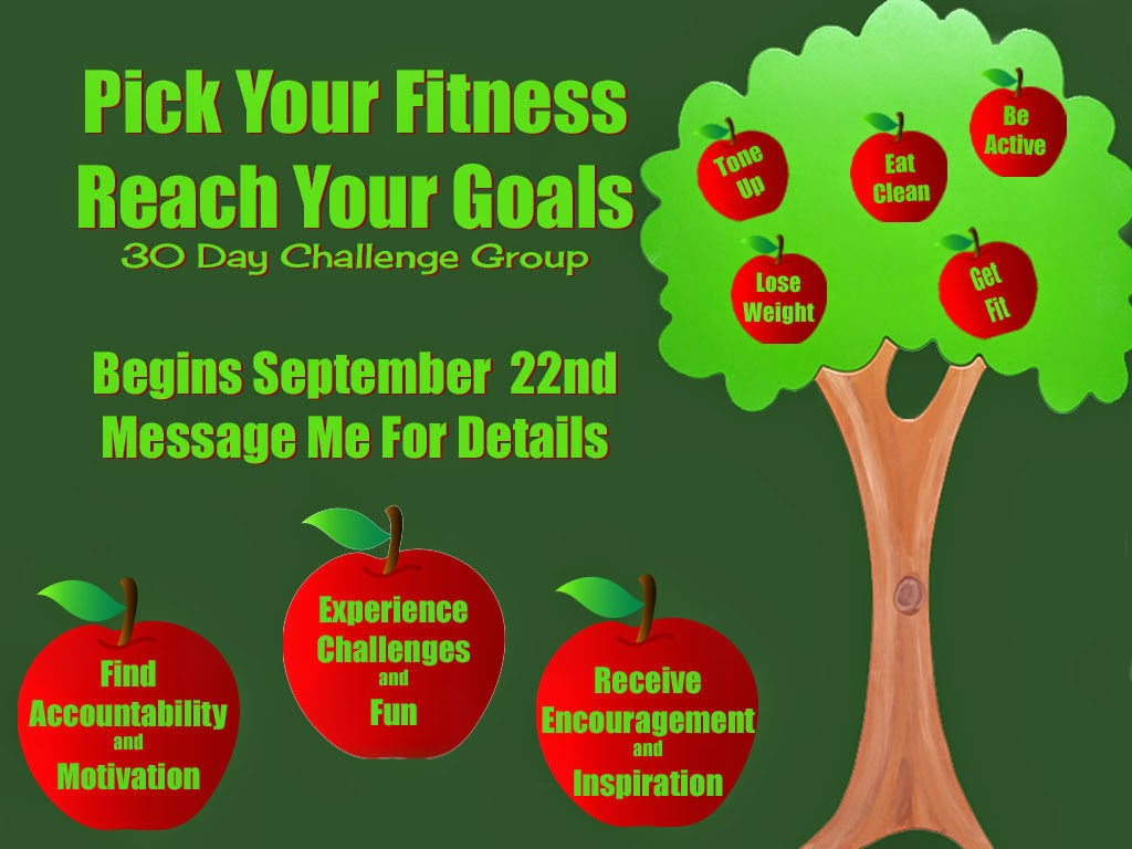 Pick Your Fitness Challenge Group