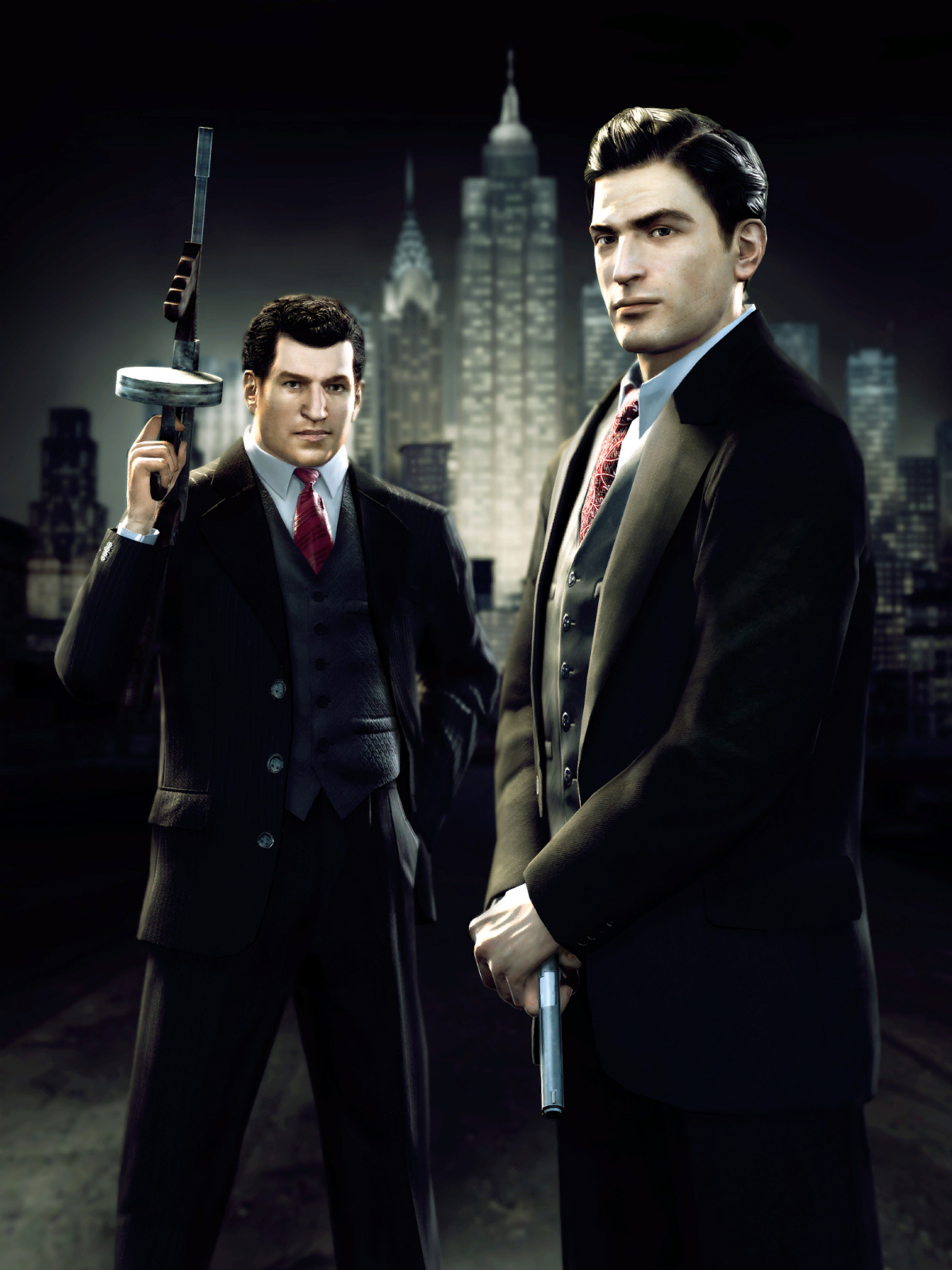 Central Wallpaper: Mafia II HD Game Wallpapers