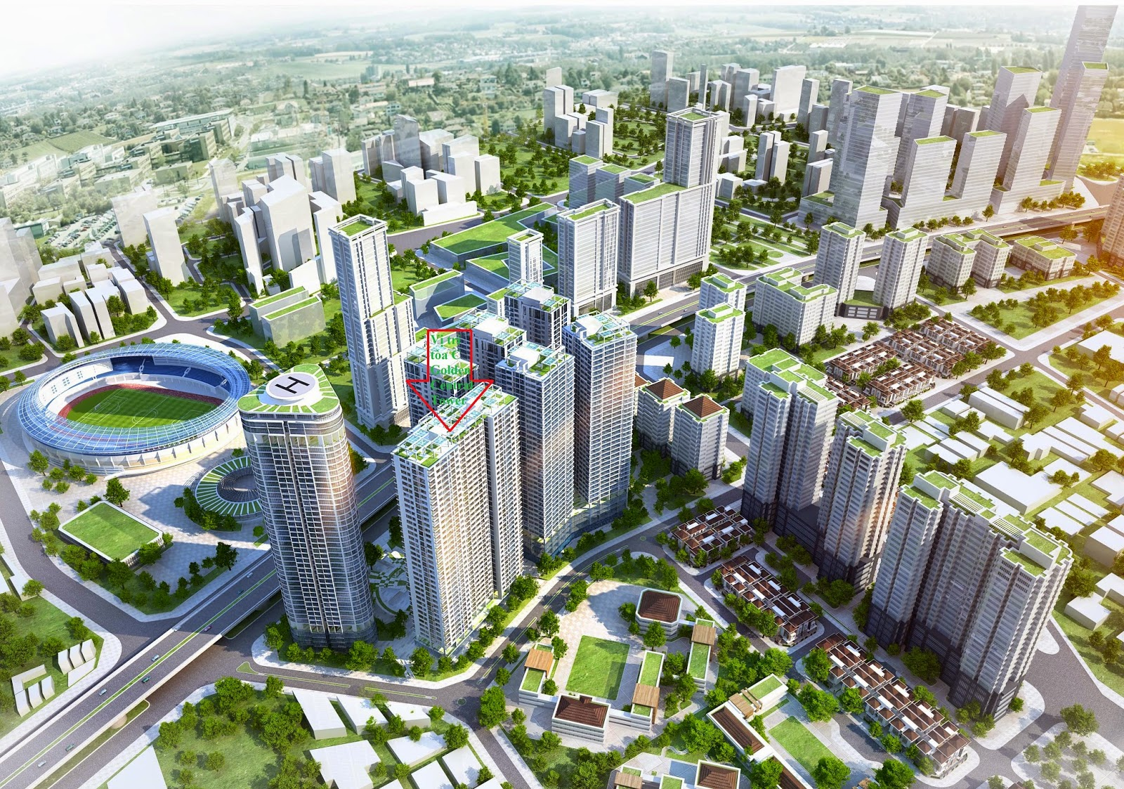 Golden Central C36 Kim Văn Kim Lũ