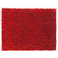 césped artificial moqueta de colore rojo