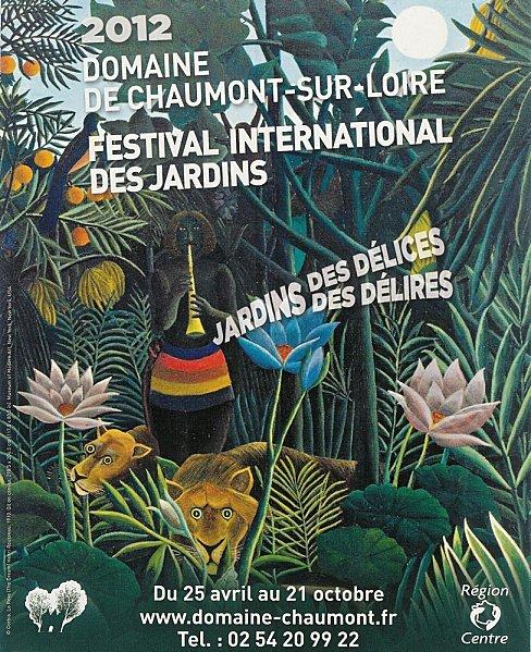 Le jardin des d lires d licieux le festival - Festival international des jardins ...