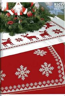 Świąteczny SAL 2013