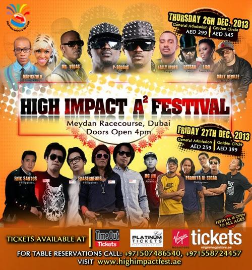 The Eraserheads Live with Parokya ni Edgar for High Impact A2 Festival
