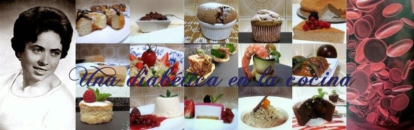 Una diabética en la cocina