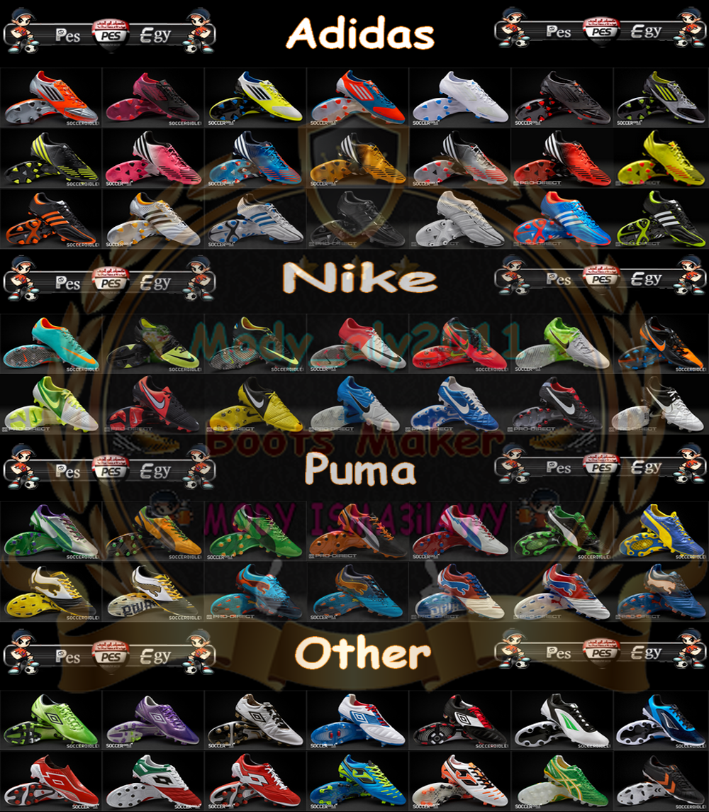Bootpack Outubro 2012 PES6 Mod_aly PES 6