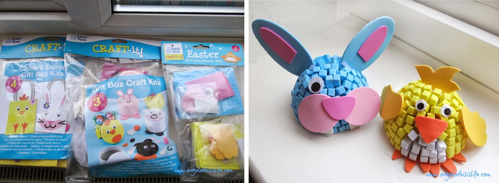 Easter Craft, Baker Ross Craft Supplies, Easter Holiday