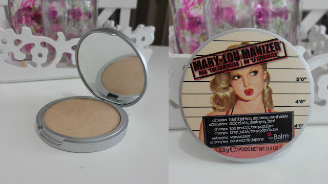Iluminador Mary-Lou Manizer The Balm