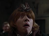 Ron Weasley spider