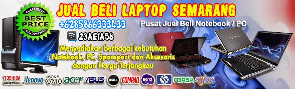 jual beli laptop semarang
