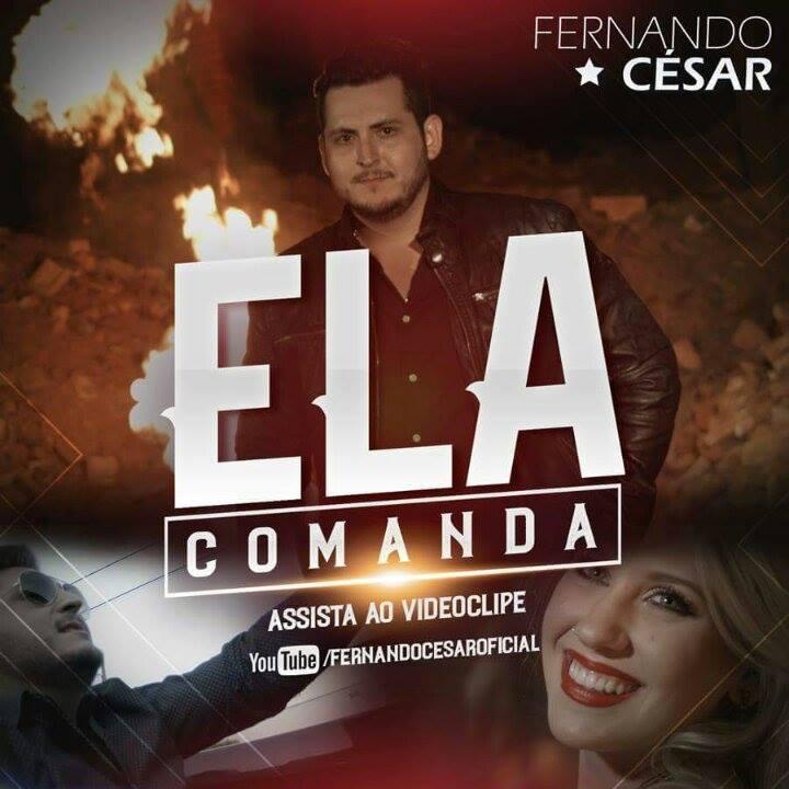 """LANÇAMENTO """"ELA COMANDA"""""""