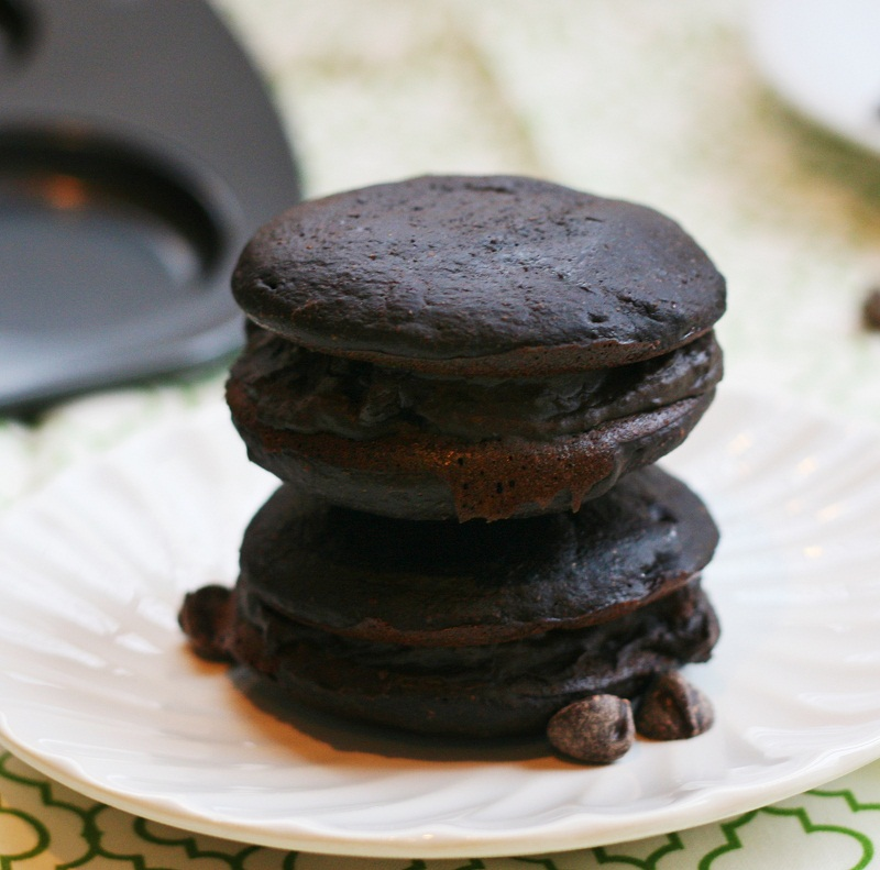 Mix it Up: Double Chocolate Whoopie Pies