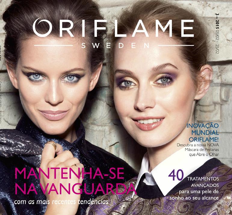 Catálogo 03 de 2015 da Oriflame