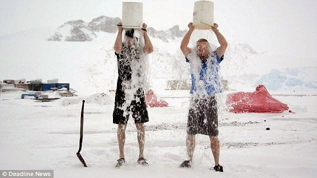 Extreme Ice Bucket Challenge