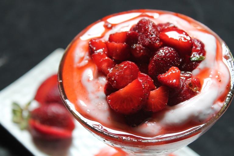 Strawberry Fool Recipe