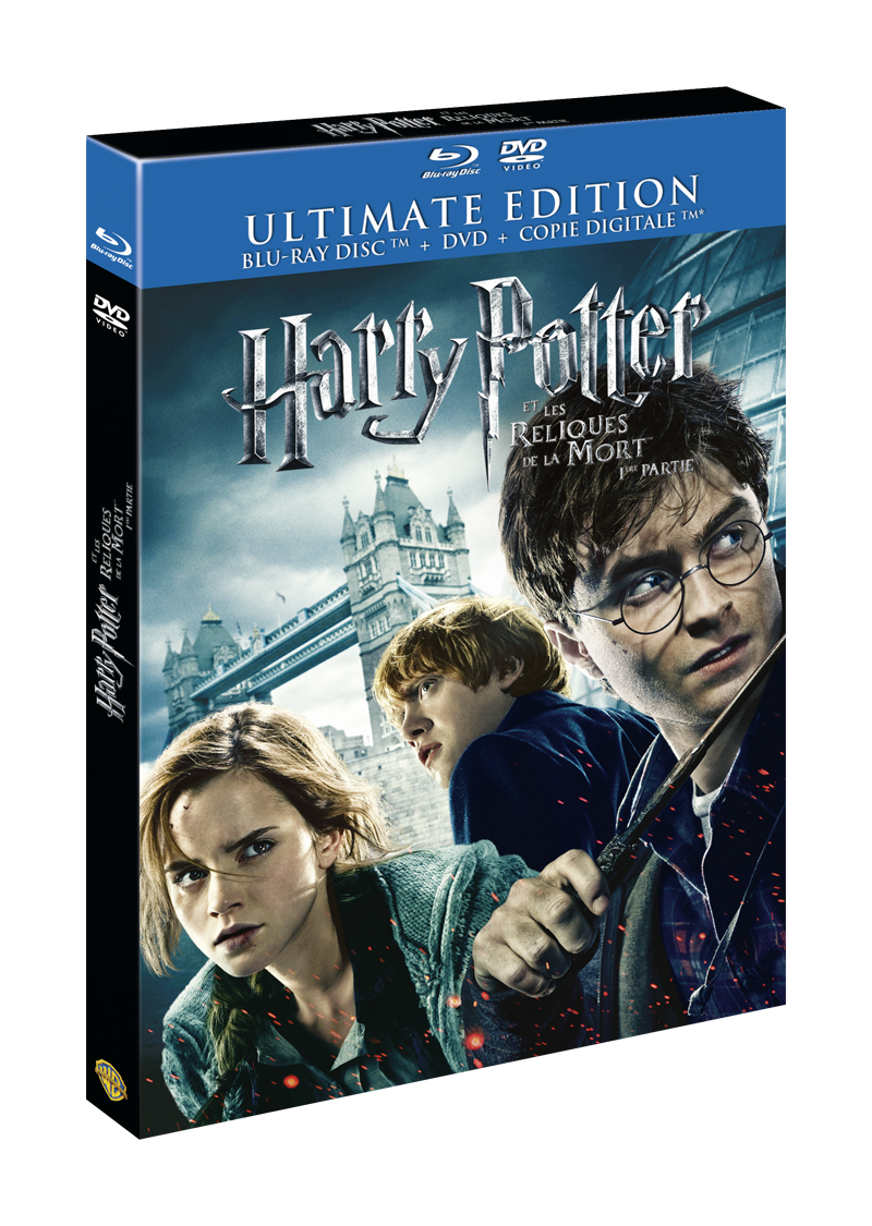 coffret blu ray harry potter trouvez le meilleur prix sur voir avant d 39 acheter. Black Bedroom Furniture Sets. Home Design Ideas