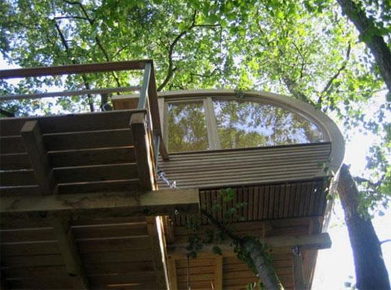 Casa sull 39 albero come realizzarne una davvero eco chic - Costruire casa albero ...