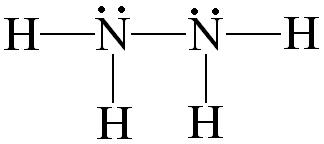 N2h4 Structure N2h4 Lewis Structure^@...