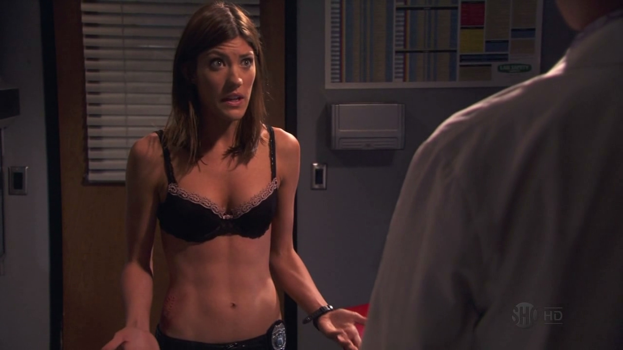 jennifer carpenter sexy
