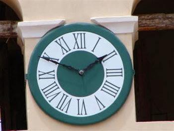 Reloj en funcionamiento más antiguo del mundo