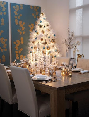 decoracion de navidad hogar